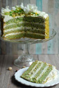 Sweet Life, Matcha, Vanilla Cake, Tiramisu, Sweets, Baking, Recipes, Food, Cakes