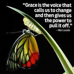 Powerful grace