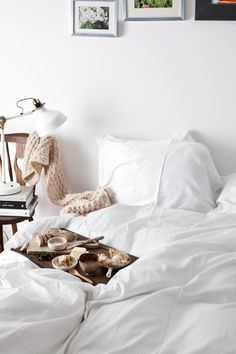 Breakfast in Bed| Photography and Styling by Sanda Vuckovic