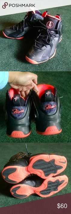 Nike Lil Penny Shoes Very nice shoes and durable one.Clean and in good condition. Nike Shoes Sneakers