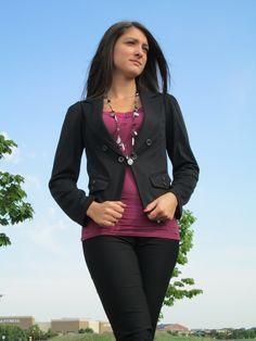 The new fall blazer
