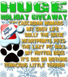 Huge Holiday Giveaway: Win $200 PayPal Cash now through December 19th, 2014. #giveaway