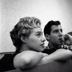 Carole King and Paul Simon '59 courtesy Sony Music Archives