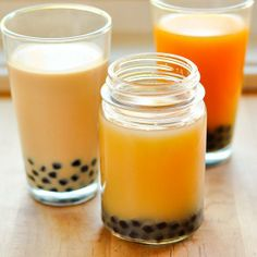 Boba & Bubble Tea at Home (recipe)
