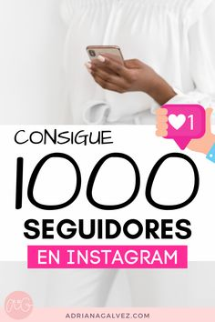 Unq práctica guía para que aprendas cómo llegar a conseguir 1000 y muchos más seguidores en Instagram de forma orgánica. Sin necesidad de comprar seguidores falsos.  #conseguirseguidoresinstagram #conseguirseguidoreseninstagram #instagram #guíaparainstagram #guíapasoapasoparatriunfareninstagram #guiaparapublicareninstagram Instagram Actualizado, Blogging, Community Manager, Marketing, Ideas Para, Management, Makeup, Tips, World