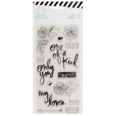 Heidi Swapp - Magnolia Jane stamp