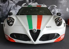 Alfa Romeo 4C - 2013 SBK Official Safety Car - Alfa Romeo 4C - Wikipedia