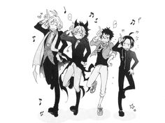 They are so adorable each and every one of them ohgod servamp
