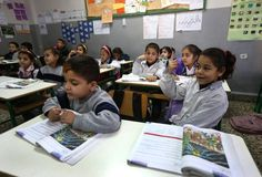 Half of Syria's school-age children missing out on education