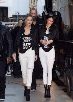 Gigi & Kendall Jenner