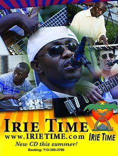 New CD release, http://www.IRIETIME.com