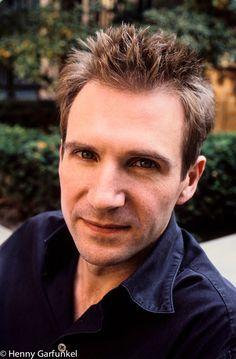 My dream is Ralph Fiennes!