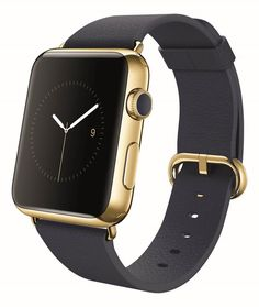Apple Watch - Space Black Stainless Steel Case with Black Sport Band - Apple Apple Watch 42mm, Buy Apple Watch, Apple Watch Series, Apple Watch Bands, Gold Apple Watch, Apple Band, Gold Watch, Stainless Steel Jewelry, Black Stainless Steel