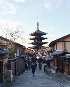 Good morning Kyoto! by luismartinmendoza