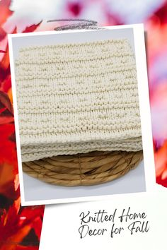 Knit So Easy quick & easy patterns = effortlessly cozy knitting. #KnittingPatterns #FallCrafts #Handknits Knitted Hats Kids, Knitted Baby Blankets, Kids Hats, Fall Home Decor, Autumn Home, Walnut Ridge, Banner Elk, Fall Knitting, Easy Patterns