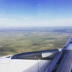 Where's the desert? #Namibia