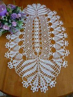 ideas crochet doilies oval tablecloths for 2019 Beau Crochet, Crochet Doily Rug, Crochet Dollies, Crochet Doily Patterns, Crochet Tablecloth, Crochet Diagram, Thread Crochet, Crochet Gifts, Crochet Designs