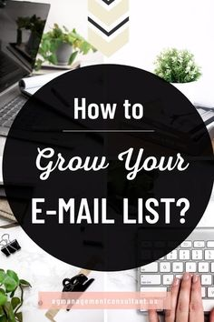 How do you start building an email list so you can start using email marketing? Find out my top tips NOW. EGM Consultant - Blogger, WordPress Expert, Web Designer, Techy Girl. I work with family focused entrepreneurs who run a business from home who struggle with keeping up with new digital marketing strategies #business #egmconsultant #emailmarketing #emailist Digital Marketing Strategy, Email Marketing, Email List, Web Design, Design Web, Website Designs