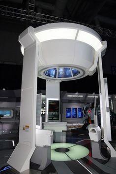 Hyundai Stand - MY Baby 2013 Futuristic Concepts