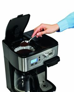 Hamilton Beach 49983 2-Way FlexBrew Coffeemaker - YOUR HOME NEEDS