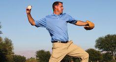 Throw A Fastball - Golf Tips Magazine