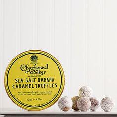 Sea Salt Banana Caramel Truffules