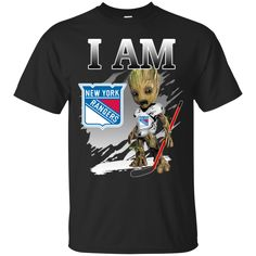 New York Rangers T shirts I Am Groot Hoodies Sweatshirts