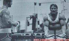 1980 Mr Olympia Contest Training