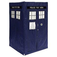 Doctor Who Tardis play tent- OMG!!!