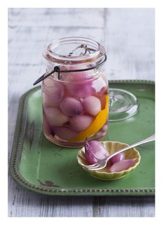 Most vegetables lose their bright color when dunked in brine for a few days, but shallots buck that trend beautifully. Not only do these midget onions turn a pretty pink hue, but they also get sweet and mild as…