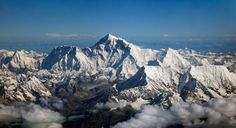 Wonderful View Form Mount Everest.