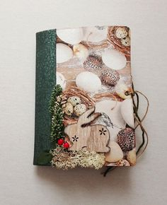 Spring Forest Junk Journal