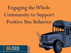 Bus behavior tips - includes tips for students, parents, teachers, drivers and more...
