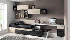 muebles modernos para dormitorios juveniles - Buscar con Google                                                                                                                                                      Más
