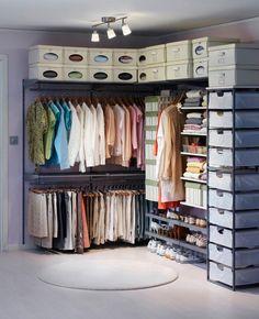 IKEA Saklama Çözümleri: Gardırobunuz düzene girsin!