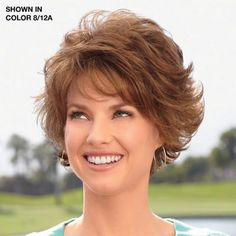 short layered flipped hairstyles