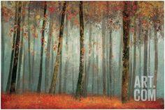 Earthly Delight Art Print by Allison Pearce at Art.co.uk