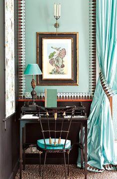 Decor Inspiration Madeleine Castaing french designer