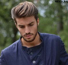 Ways to Stimulate Hair Growth Naturally Mariano Di Vaio - Colorful Toupee Hairs Cool Hairstyles For Men, Boy Hairstyles, Haircuts For Men, Mens Hairstyles 2014, Men's Hairstyle, Beard Styles For Men, Hair And Beard Styles, Short Hair Styles, New Beard Style