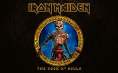 Iron Maiden - The Book of Souls, 2015... Whatta killer Maiden album!! I literally listened to this double LP on repeat while on the road from Idaho to Colorado. It's so damn good. Could have been released after Seventh Son of a Seventh Son. Recommended!!