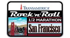 Transamerica Rock 'n' Roll 1/2 Marathon San Francisco