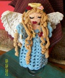 Finished Angel
