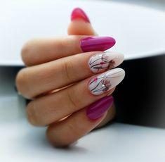 Spring floral Nails 💓🍒
