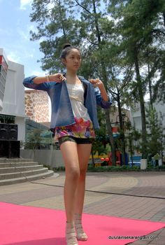 Cute Indonesian Girl