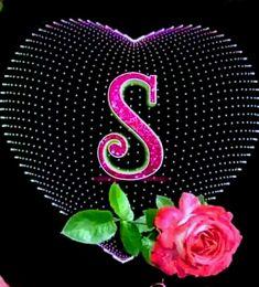 Alphabet Wallpaper, Heart Wallpaper, Love Wallpaper, Cellphone Wallpaper, Pattern Wallpaper, Alphabet Design, Alphabet Art, Happy Anniversary To My Husband, Love Heart Images