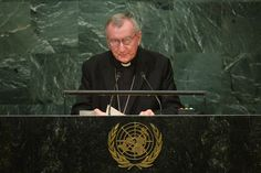 """The Catholic Church is praying Donald Trump will be """"enlightened"""" to serve the wellbeing and peace of his country and the world, following the Republican's victory in the U.S. presidential election, according to Pope Francis's top aide. Cardinal Pietro Parolin, The Vatican secretary of state, told reporters Wednesday that it would be """"premature"""" to make judgments on Trump before he is inaugurated, noting that presidential candidates often act differently when they are in power to how they…"""