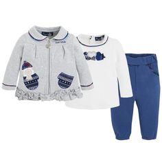 Mayoral Kız Bebek Eşofman Takım 3 lü Set | Mayoral Kız Bebek Eşofman Takım 3 lü Set,Mayoral Kız Bebek Eşofman Takım 3 lü,Mayoral Kız Kışlık Eşofman