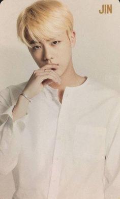 Jin ♥ BTS