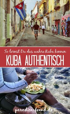 Experience Cuba authentically - this is how you get in contact with locals - paradise-found. Koh Lanta Thailand, Viva Cuba, Paradise Found, Varadero, Havana Cuba, Travel Alone, Solo Travel, Where To Go, Trinidad