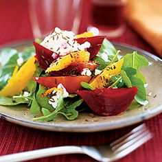 Beet, Orange, and Ricotta Salad - 24 Tasty, Low-Sodium Recipes for Every Meal - Health.com